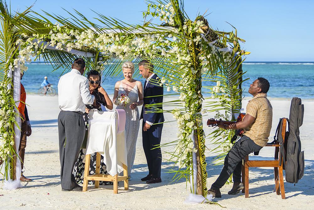 zdjęcie ślub na zanzibarze