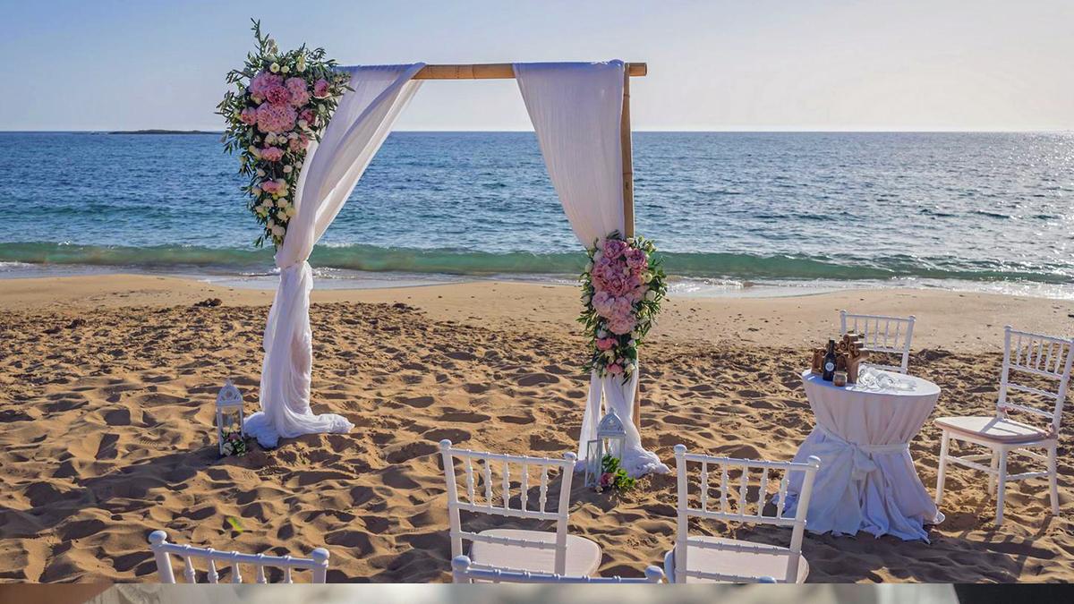 Kefalonia zdjęcie plaża ślub