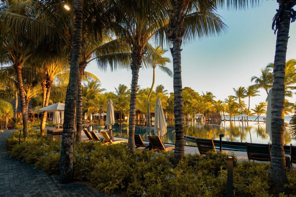 zdjęcie basen Mauritius
